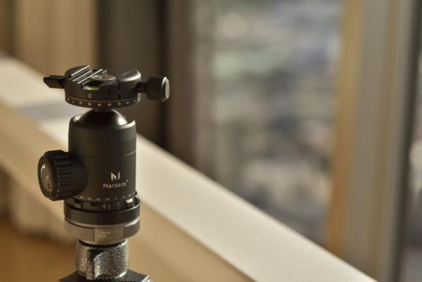 Marsace・マセス自由雲台、Ai AF Nikkor 85mm f1.4D IFで撮影