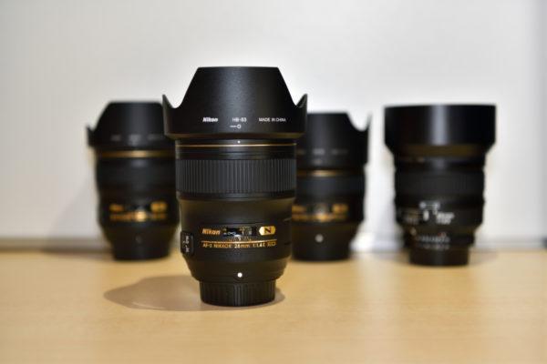AF-S NIKKOR 28mm f/1.4E EDで撮影