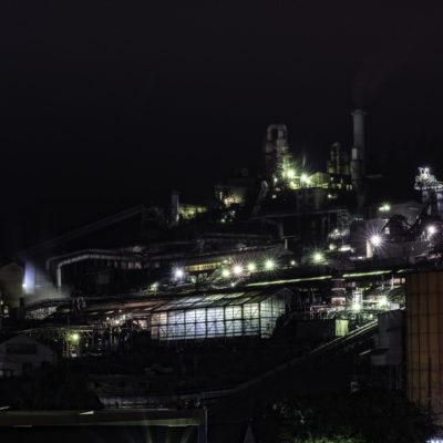 東邦亜鉛、安中製錬所