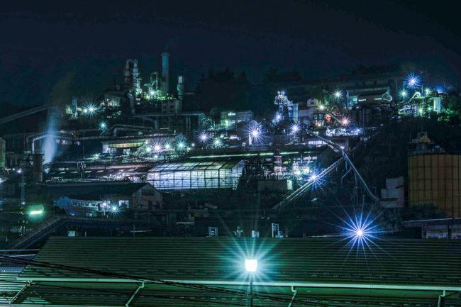 東邦亜鉛安中製錬所