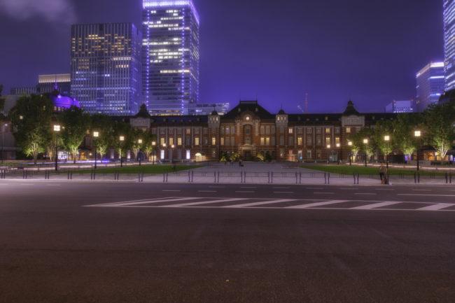 東京駅丸の内の写真