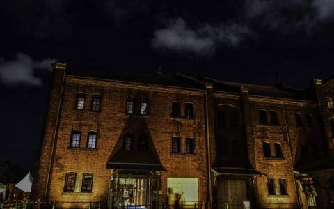 赤レンガ倉庫ですね
