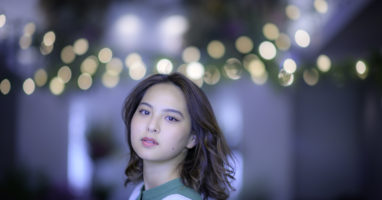 ニコン(Nikon)Z7 瞳AFで撮影