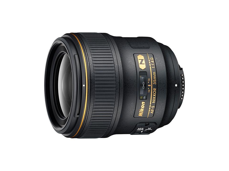 AF-S Nikkor 35mm f/1.4G、ポートレート、実写レビュー